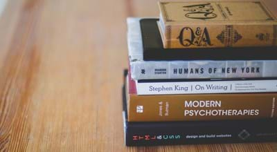 Pile of books - Morgan Harper Nichols 157838 Unsplash 1