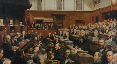 The Tichborne Trial By Frederick Sargent